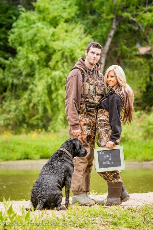 The Hunt is Over – Best Hunting Themed Weddings! | I DO Y'ALL