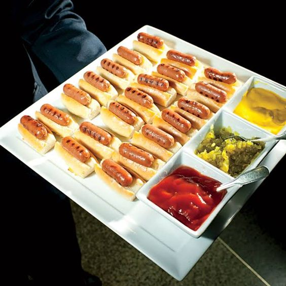 Late Night Snack Ideas For Weddings: Late-Night Reception Snacks To Keep The Party Rocking!