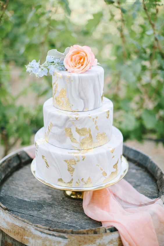 marble wedding cakes 5 wedding cake trends of 2017 i do y all 17120